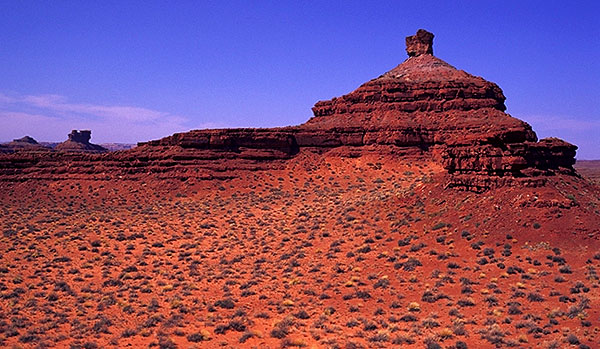 Valley of the Gods<br>Utah, USA: Valley Of the Gods, Utah, United States of America : Geological Formations; Landscapes.