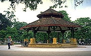 French Gazebo :: Hanoi, Vietnam