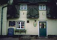 The Royal Oak Pub :: An English Town :: Woburn, England.