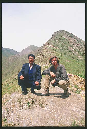 Xiahe :: Labrang Si (Tibetan Lamasary): Xiahe -- Labrang Si, Gansu, People's Republic of China : People You Meet; The Author.