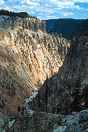 The Grand Canyon of the Yellowstone :: Yellowstone National Park :: Wyoming, USA