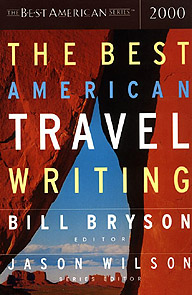 The Best American Travel Writing 2000 Bill Bryson