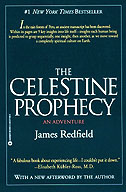 A picture of the cover of  The Celestine Prophecy: An Adventure, by James Redfield.